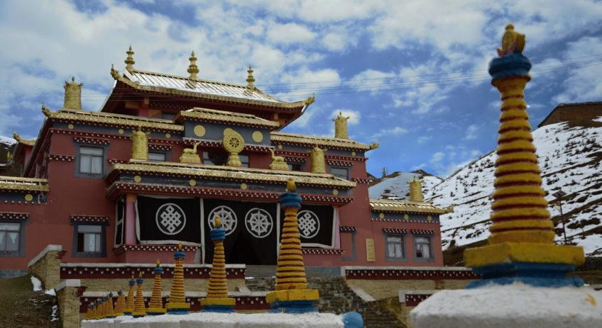Tři roky v Tibetu s Maxem Nesázalem