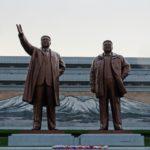 Severní Korea - novodobá historie