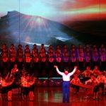 Severní korea - sbor