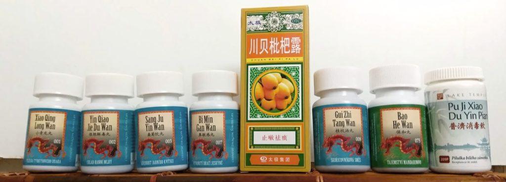 Čínská Medicína - Byliny TCM Bohemia