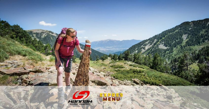 "Trek GR11 ""discover the Pyrenees"""